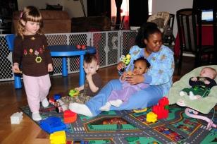 Het kinderdagverblijf is een belangrijke besmettingshaard van gardia.